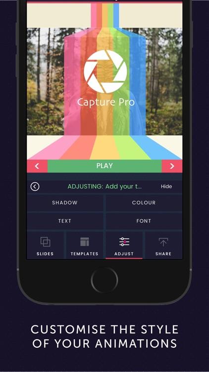 Lo-Op - Create animated videos screenshot-3