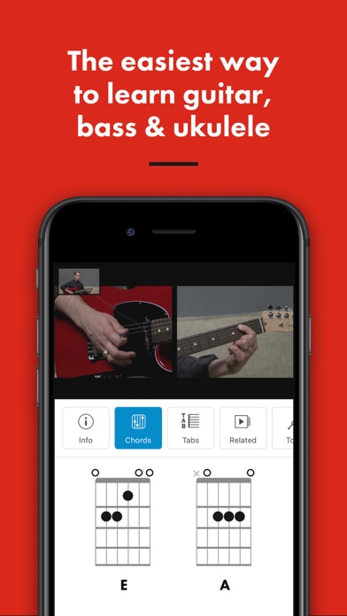 Guitar Lessons | Fender Play Screenshot
