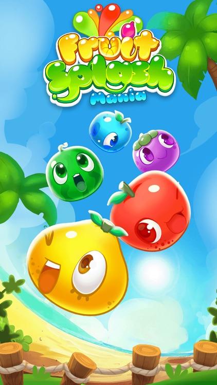 Fruit Splash Mania screenshot-4