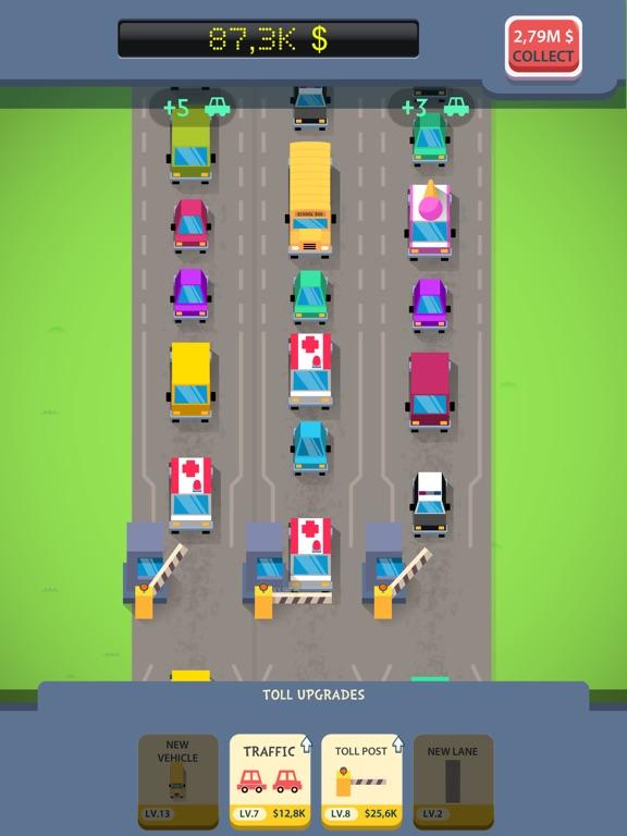 Idle Toll screenshot 6