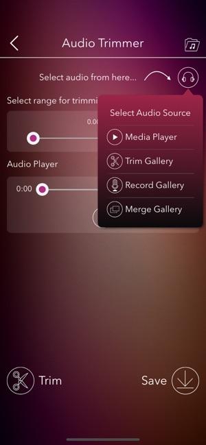 Handy Audio Editor on the App Store