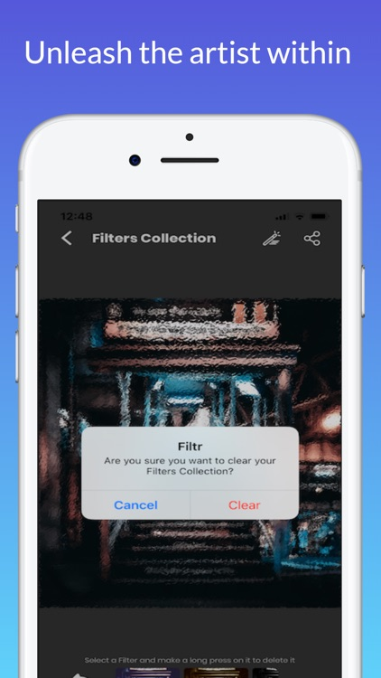 Awesome Filters - Photo Editor screenshot-3