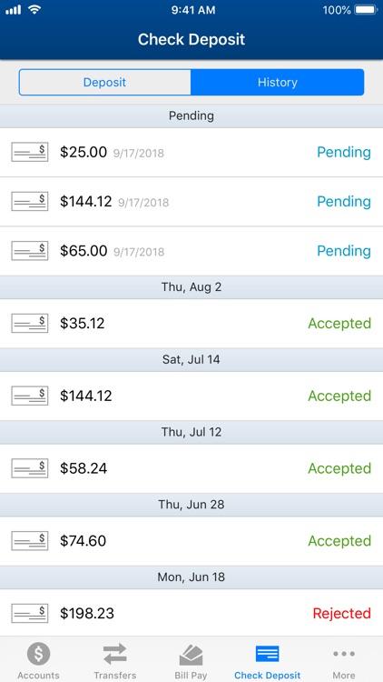 America's CU Mobile Banking screenshot-8