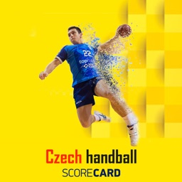 Czech handball Score Card