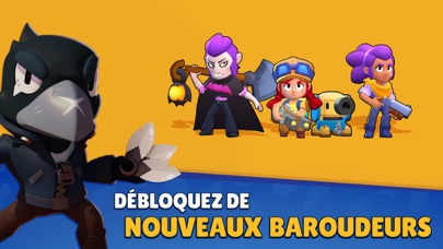 Screenshot for Brawl Stars in France App Store