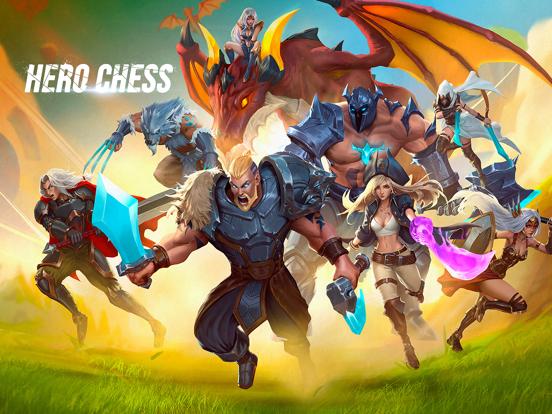 ヒーロー・チェスのおすすめ画像1