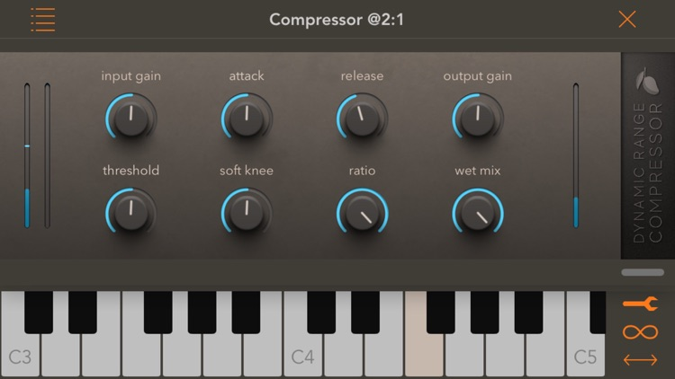 Mix Bus Compressor