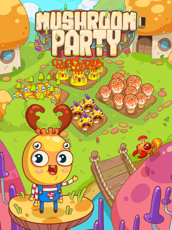 Mushroom Party screenshot 7