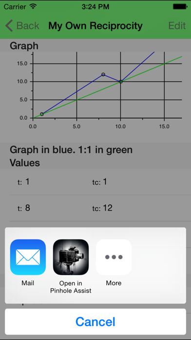 Reciprocity Plus Screenshot 4