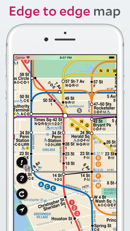 Underway: NYC Subway Transit screenshot-6