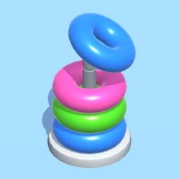 Color Hoop 3D