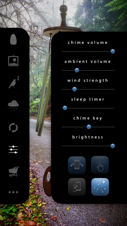 Breeze: Realistic Wind Chimes screenshot-5
