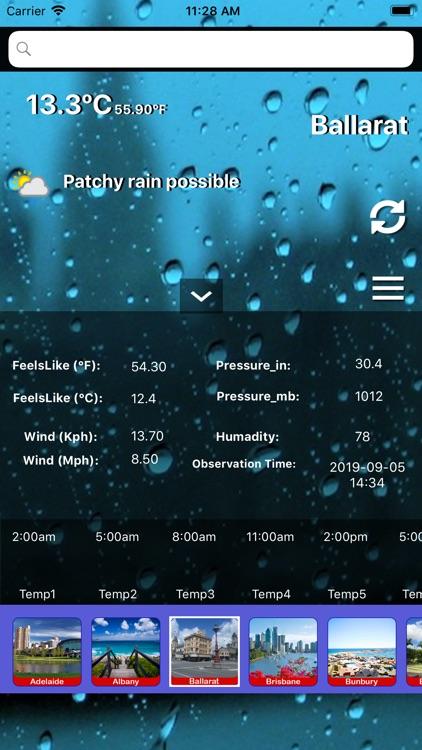 Australia Weather Updates screenshot-3