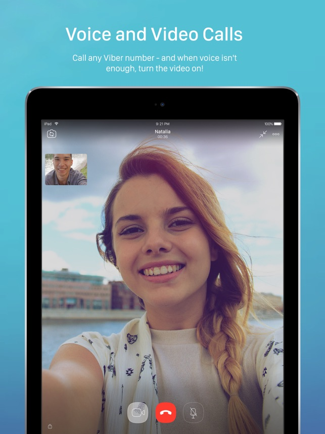 Viber Messenger: Chats & Calls on the App Store