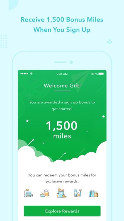 Miles - Rewards For All Travel screenshot-6