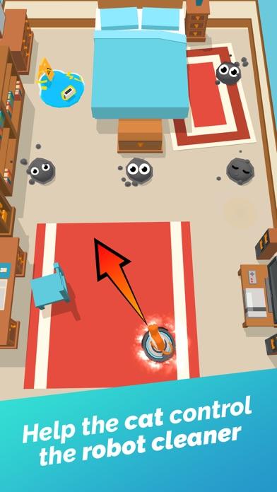 Silly Robot Clean-Up screenshot 1