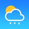 Levande väder-Radar, prognos