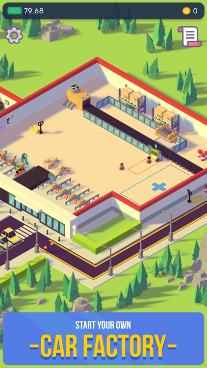 Car Industry Tycoon screenshot-0