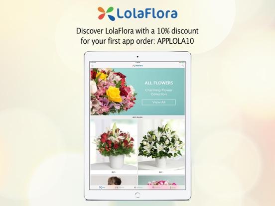 Screenshot #4 pour LolaFlora - Livraison de fleur