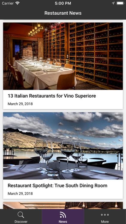 Restaurant Awards screenshot-3