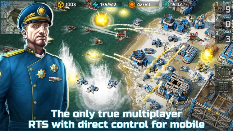 Art Of War 3:RTS Strategy Game screenshot-0