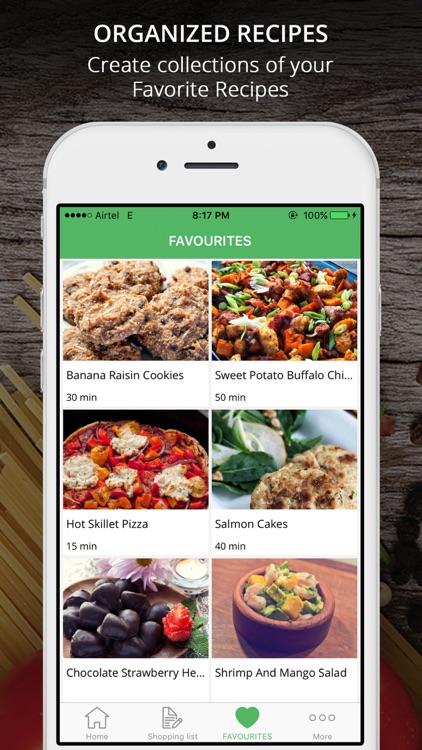 Healthy Paleo Diet Recipe screenshot-3