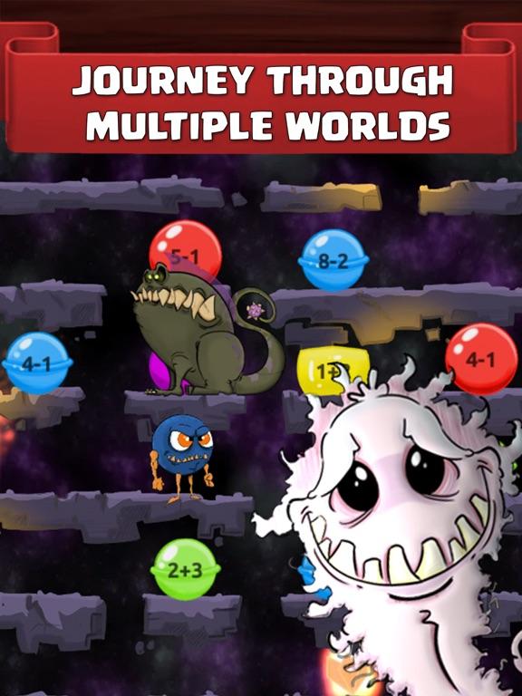 Monster Maths Cool Kids Games Screenshots