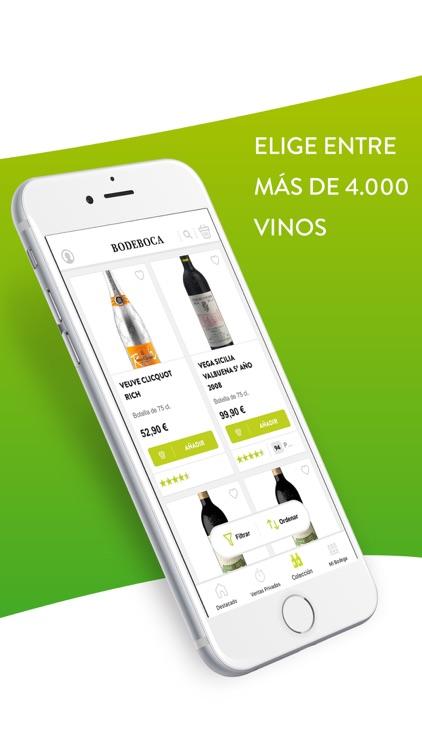 Bodeboca: tu App de vinos screenshot-3