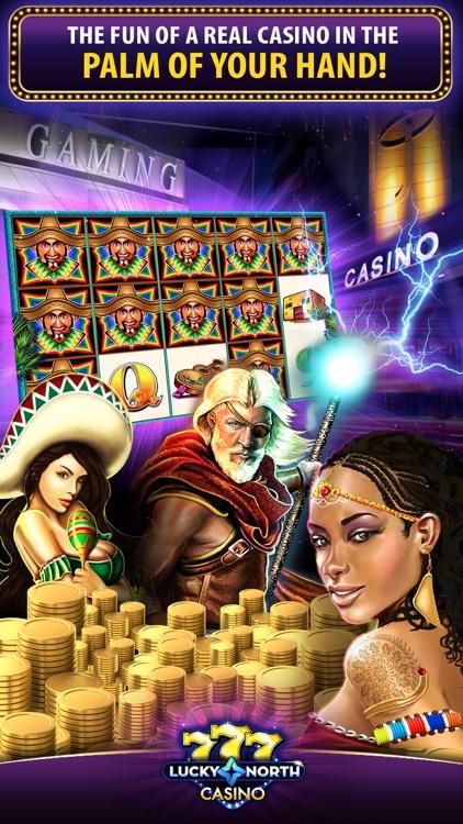 Lucky North Casino Slots screenshot-9