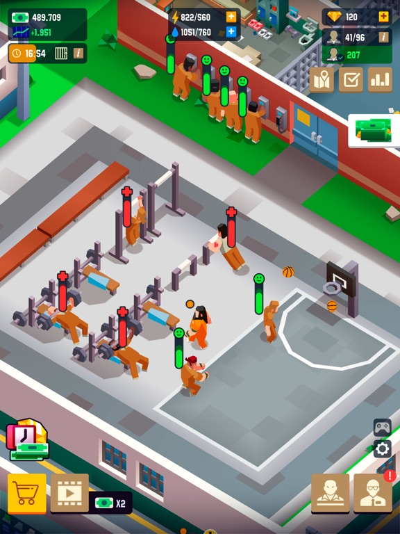 Prison Empire Tycoon-Idle Game screenshot 15