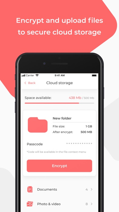 SkiрреrSаfе Secure Cloudのおすすめ画像3