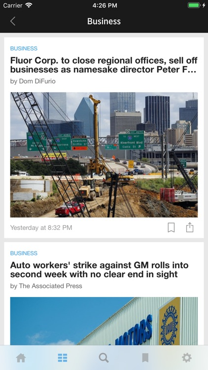 The Dallas Morning News App screenshot-3