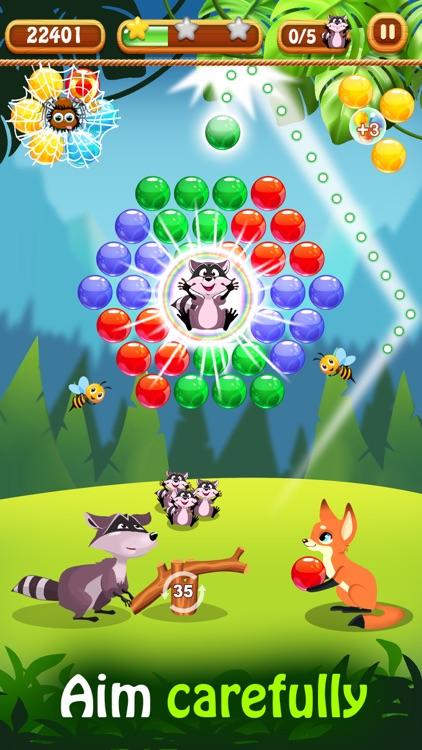 Bubble Shooter - Pop Bubble screenshot-0
