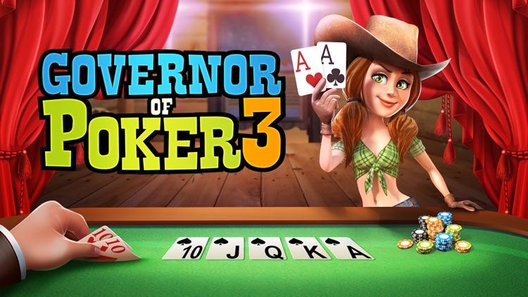 Governor of Poker 3 - Vegas' screenshot-0