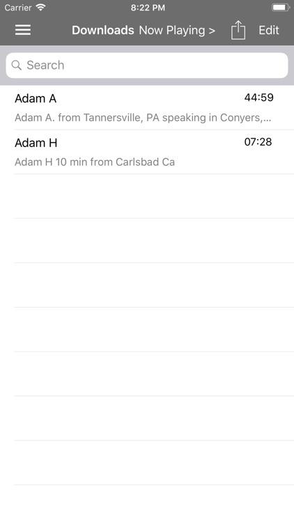 AA Speakers - Speaker Tapes screenshot-4