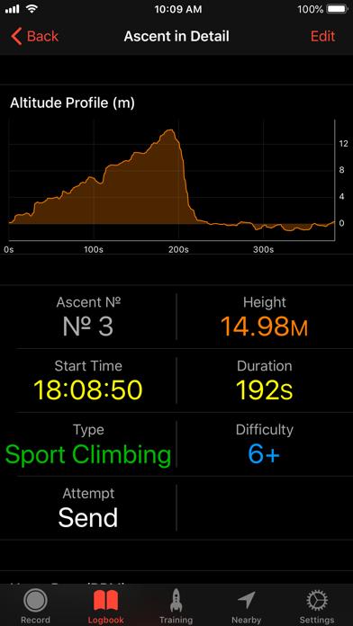 Redpoint: Bouldering & Climb screenshot four