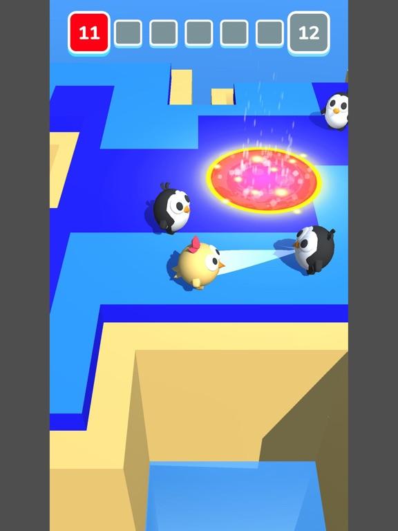 Chick VS Penguins screenshot 6