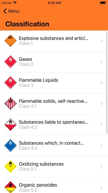 Dangerous Goods screenshot-3