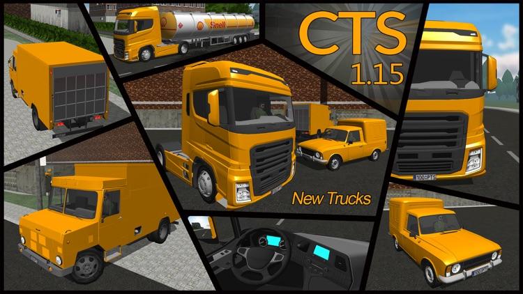 Cargo Transport Simulator screenshot-0