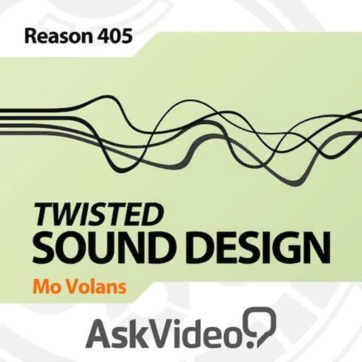 Sound Design Course For Reason