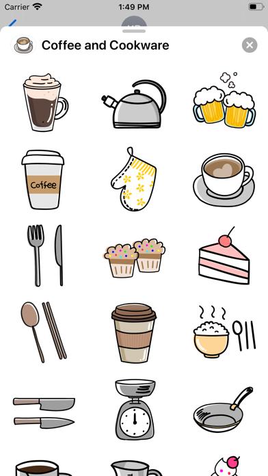 Coffee and Cookware screenshot 3