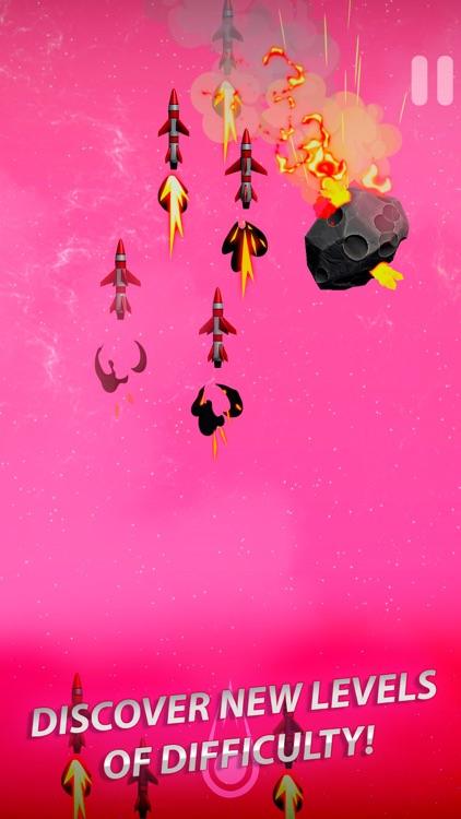 Asteroid Mayhem: Space Arcade