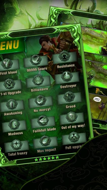 绿毒裁决:传奇 screenshot-3