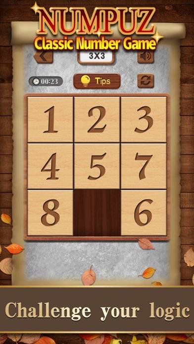 Numpuz:Classic Number Game screenshot 2