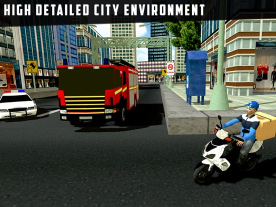 City Courier Moto Delivery screenshot 12