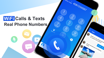 Top 10 Apps like TextNow: Call + Text Unlimited in 2019 for iPhone