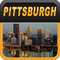Pittsburgh Offline Map Guide
