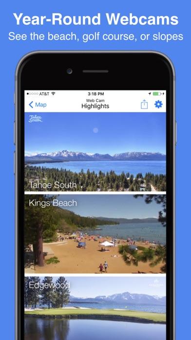 Tahoe Snow Map & Webcamsのおすすめ画像5