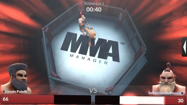 MMA Manager 2021 screenshot-7
