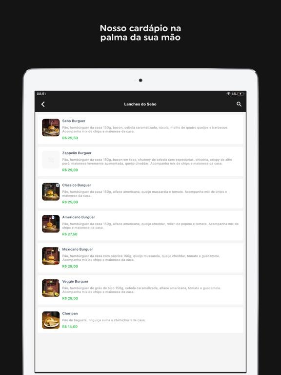 Sebo Bar screenshot 8